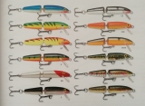 RAPALA JOINTED FLOATING J-7