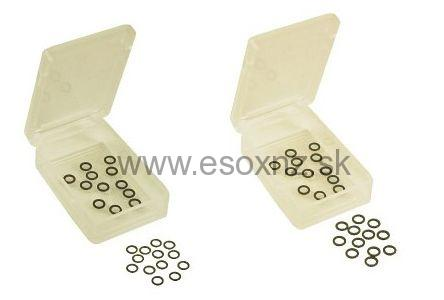 EXTRA CARP ROUND RIG RINGS 3,7mm