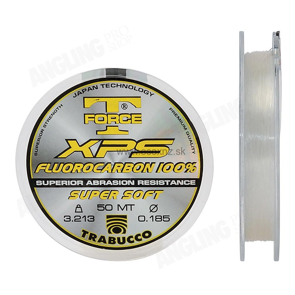 TRABUCCO T-FORCE FLUOROCARBON 100% 25m