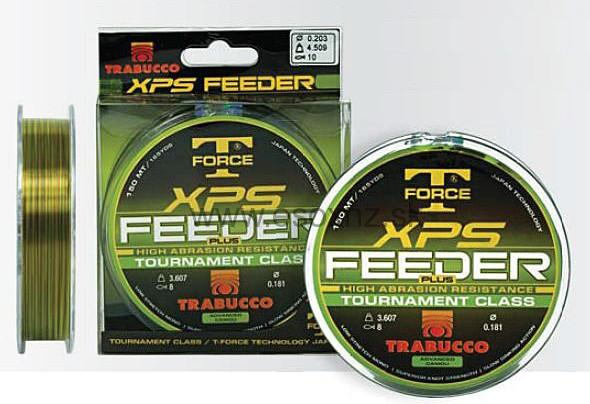 TRABUCCO T-FORCE XPS FEEDER PLUS CAMOU 150m