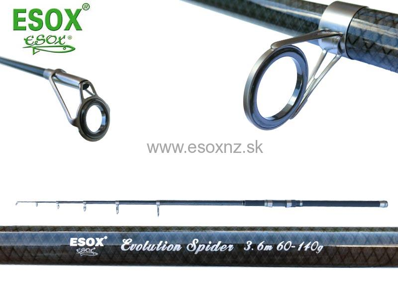 ESOX EVOLUTION SPIDER 360 60-140g