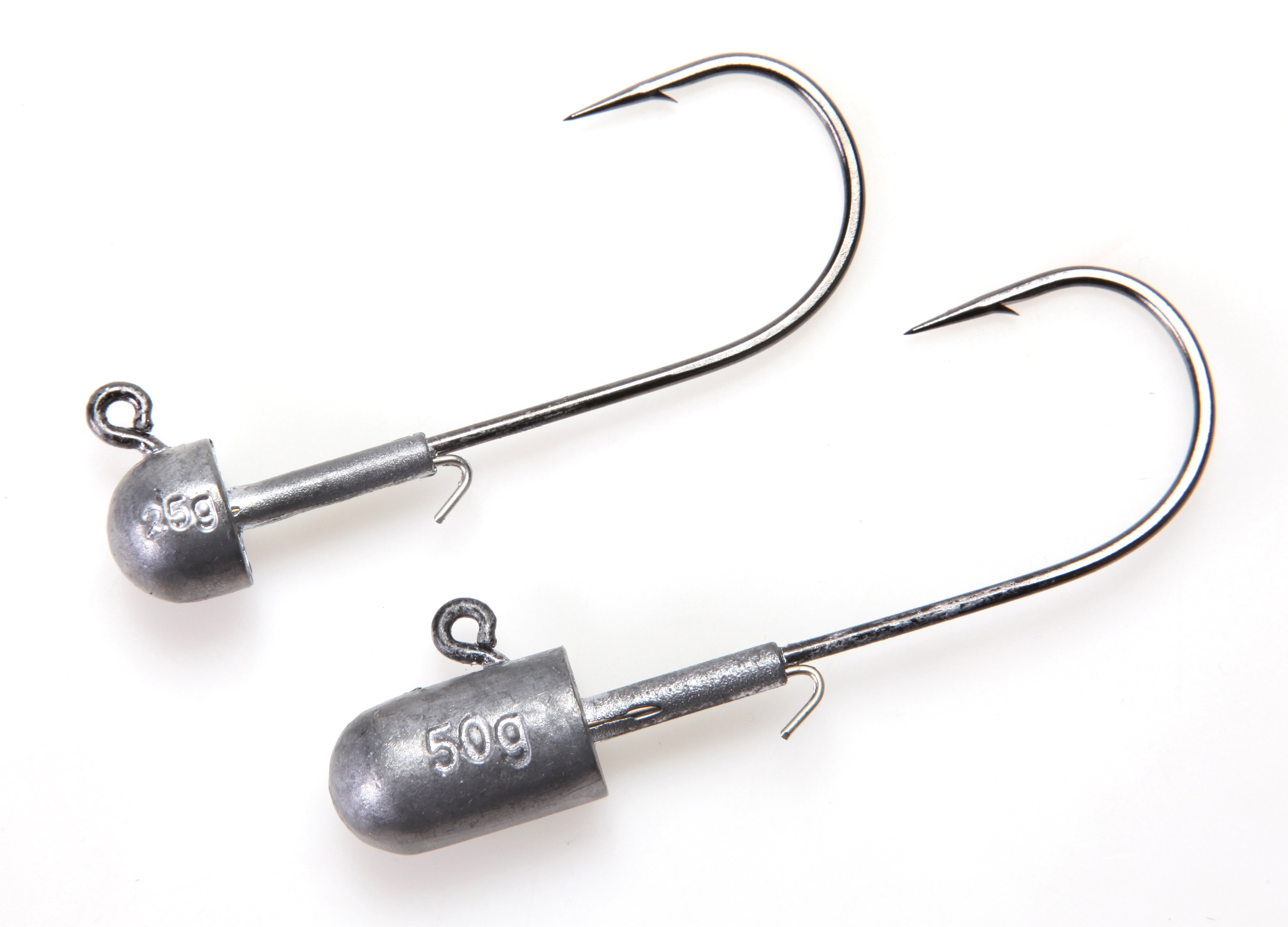 FOX RAGE POWER POINT JIG HEAD 8/0