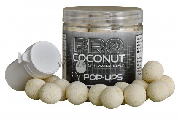 STARBAITS PROBIOTIC COCONUT POP-UPS