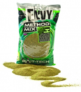 BAIT-TECH ENVY METHOD MIX HEMP&HALIBUT 2kg