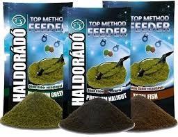 HALDORÁDÓ TOP MEETHOD FEEDER 1kg