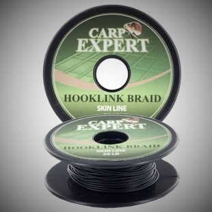 CARP EXPERT SKIN LINE 10m PITCH BLACK