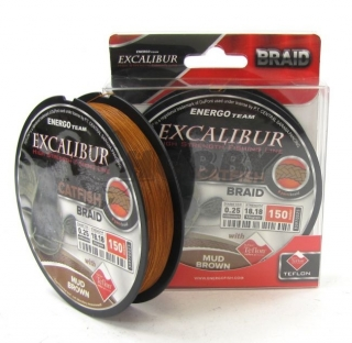 ENERGO TEAM EXCALIBUR CATFISH BRAID 150m