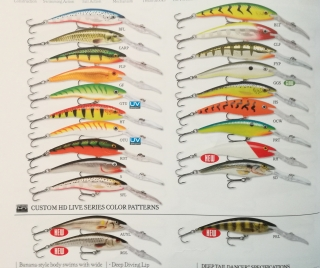 RAPALA DEEP TAIL DANCER TDD-7