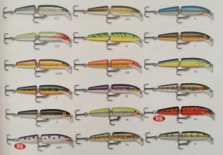 RAPALA SCATTER RAP JOINTED SCRJ-09