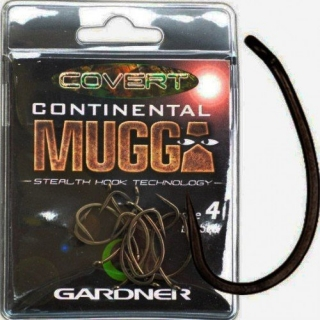 GARDNER COVERT DARK CONTINENTAL MUGGA
