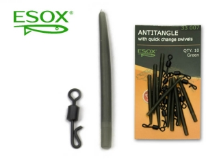 ESOX ANTITANGLE WITH QUICK CHANGE SWIVELS