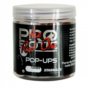 STARBAITS PROBIOTIC RED ONE POP-UPS